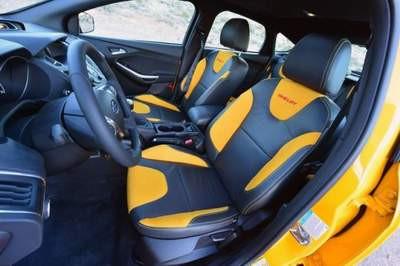 Modifiyeli Ford Focus ST tanıtıldı