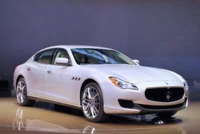 Yeni Maserati görücüye çıktı