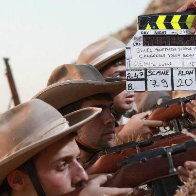 Mematili Çanakkale filmin teaserı rekor kırıyor!