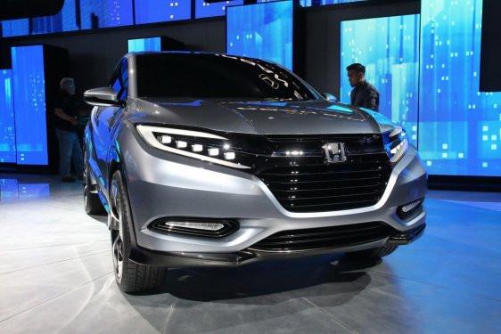 İşte Honda Urban SUV konsepti