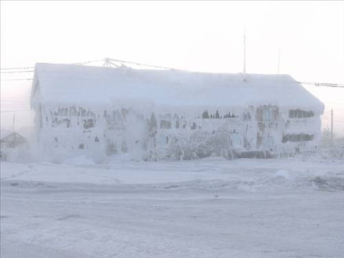 Dünyanın en soğuk köyü