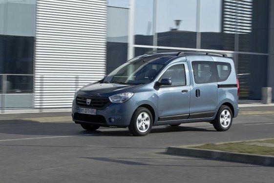 Dacia Dokker Türkiye'de üretilecek
