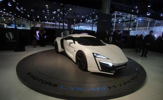 Dünyanın en pahalı spor arabası