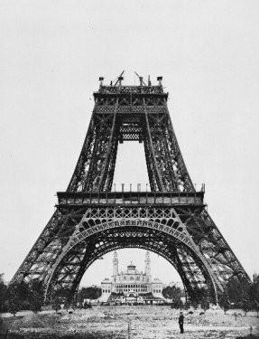 Eyfel Kulesi nasıl inşa edildi
