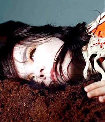 Björkten çılgın pozlar !