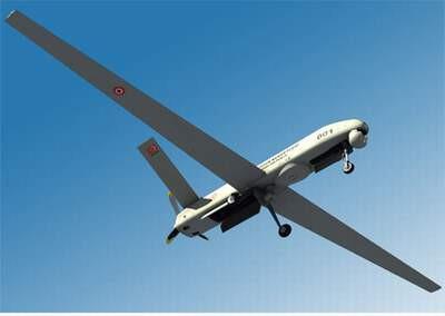 İlk Türk yapımı Casus uçak !