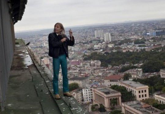 Örümcek Adam bu kez Kübada