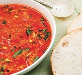 Hastalıkların en doğal ilacı: Çorba