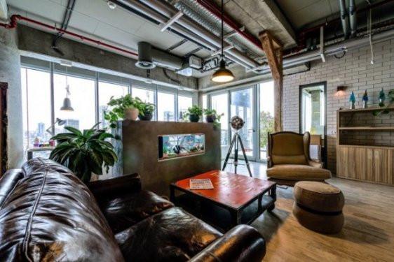 Googleın Tel Avivdeki yeni ofisi