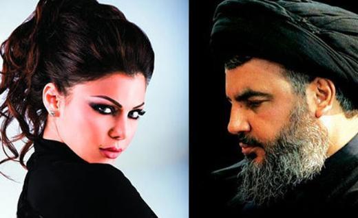 Nasrallah onunla evlendi mi?