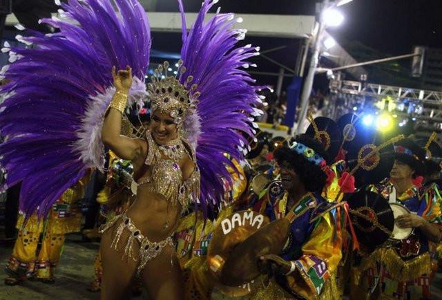 Rioda karnaval havası