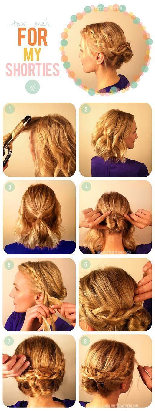 Sevgililer günü için pratik saç modelleri!
