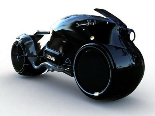 Geleceğin motosiklet tasarımları