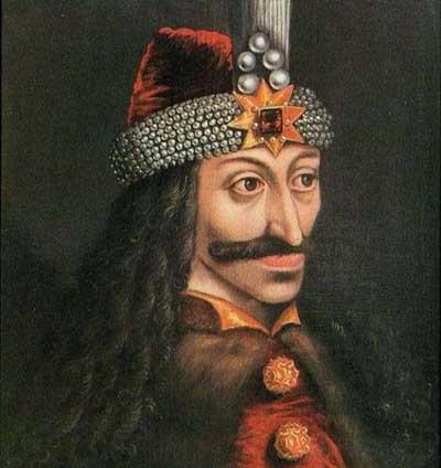 İşte Kont Draculanın şatosu
