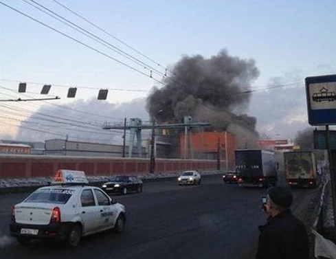 Rusyaya meteor yağdı