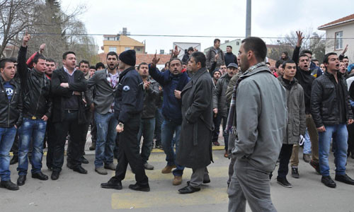 BDPlilerin Sinop turunda olaylar çıktı