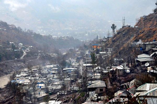 Himalaya eteklerinde Türk köyleri