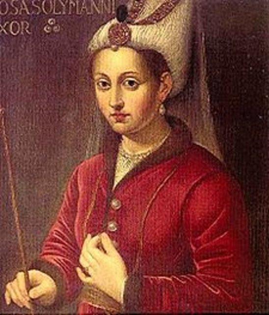 Hürrem Sultan ve eserleri