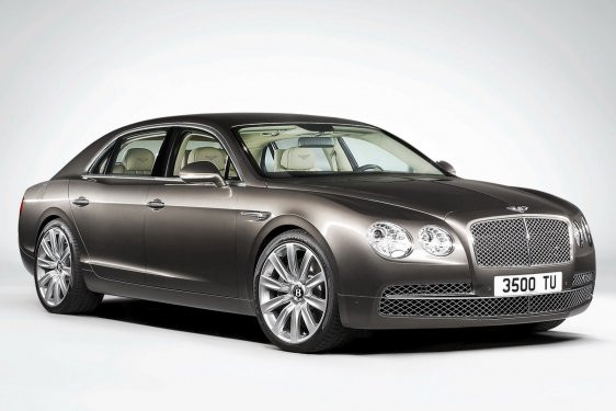 2014 Bentley Flying Spur resmi olarak tanıtıldı