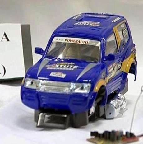 Oyuncak arabayla bomba tuzağı