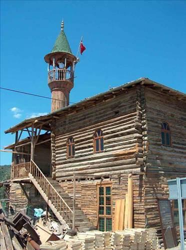 Türkiyenin en gezgin camisi