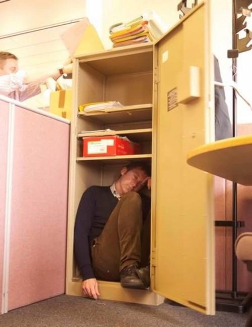 Öyle bir yerde uyudular ki...