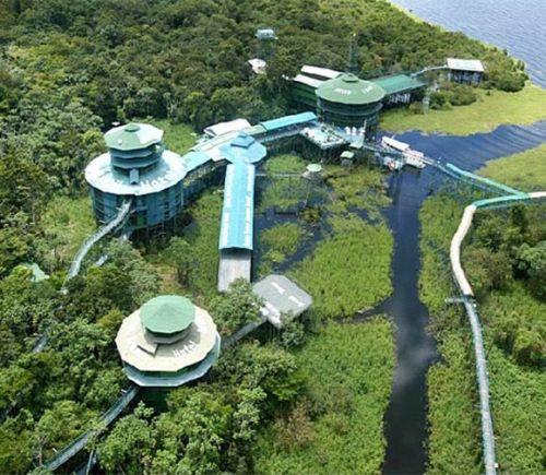 Dünyanın en ilginç otelleri !