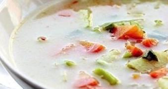 Diyet için 5 çorba tarifi