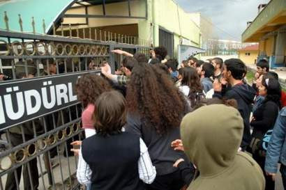 Uludağ Üniversitesi karıştı