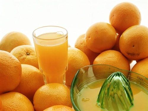 Gribe iyi gelen meyve suları!