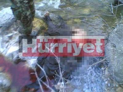 İşte yerlebir edilen PKK inleri ve öldürülen PKKlılar