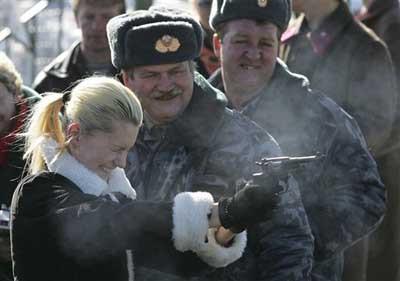 Dünya ordularından kadın askerler