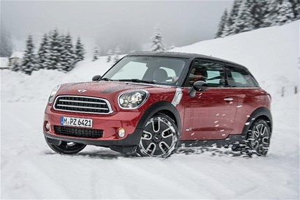 Mini Paceman ALL4