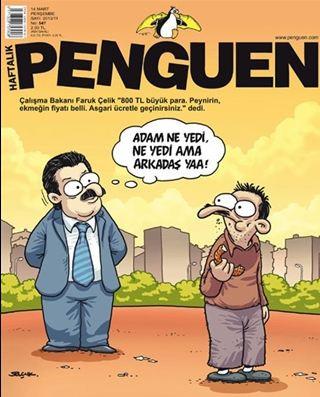 Karikatürlerin dilinden gündem