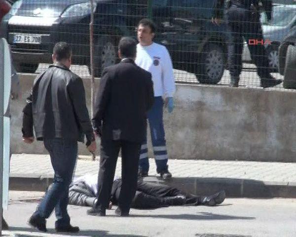 Gaziantep Adliyesinde çatışma 3 ölü
