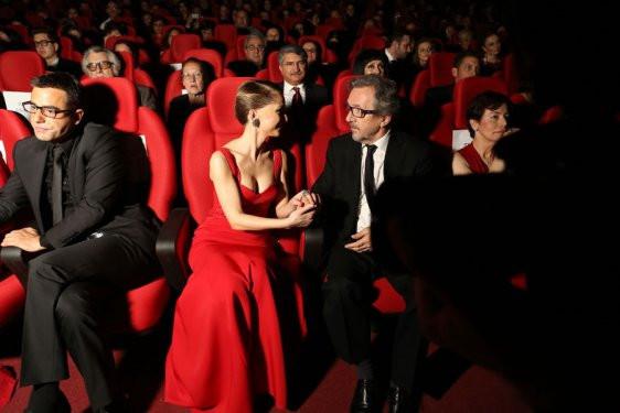 Aşk Kırmızı filminin galası
