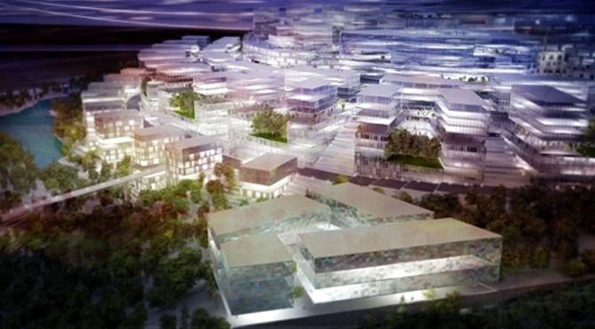 İşte yeni İstanbul Projesinin bölgeleri