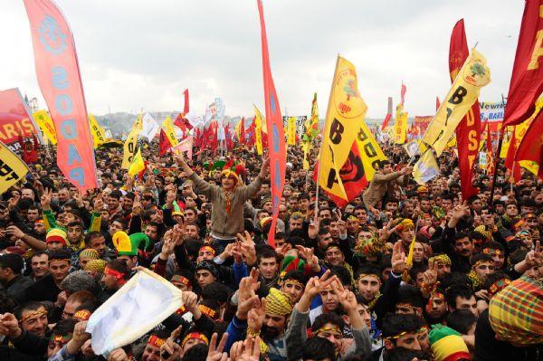 Türkiyede nevruz coşkusu