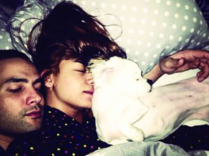 Yatak pozları