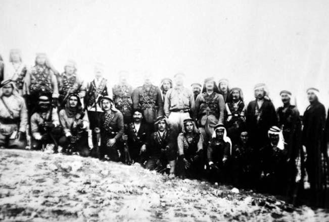İşte Osmanlının son döneminden kareler