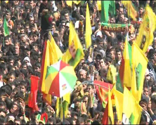 Türkiyenin gözü Diyarbakırda