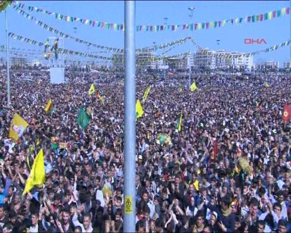 Türkiyede gözler Diyarbakırda!