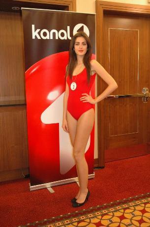 Miss Turkey 2008 güzelleri