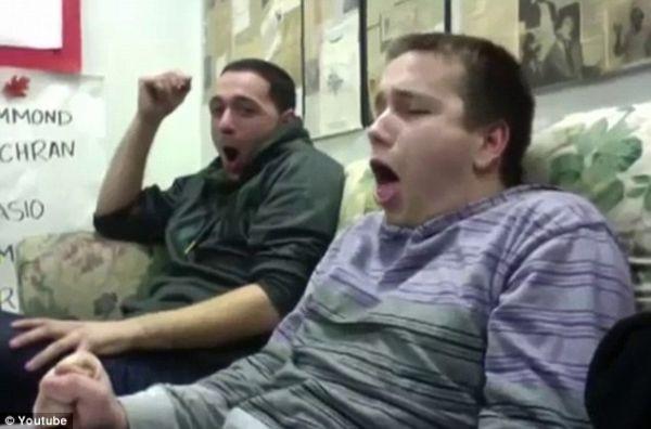 İzlerken şoktan şoka girdiler