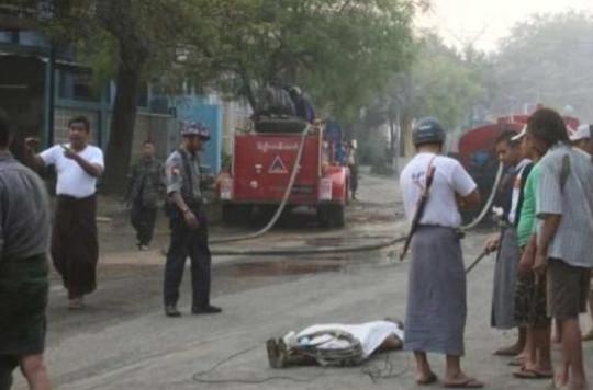 Myanmarda Budist katiller dehşet saçıyor!