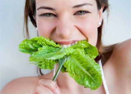 Yediklerinle cildini gülümset!