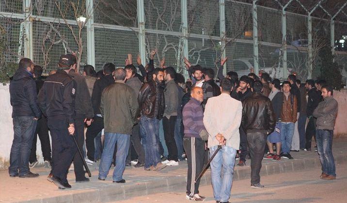 Muğla Üniversitesi karıştı