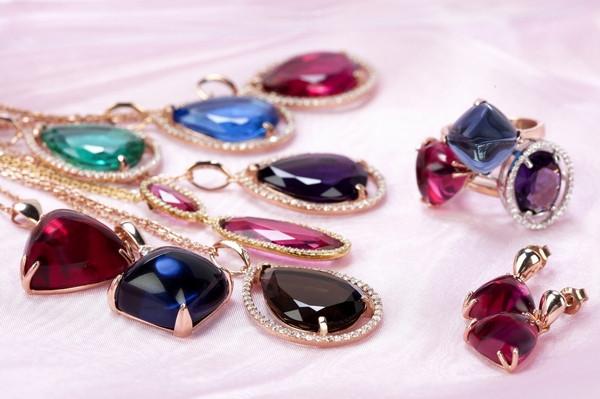 Sezgin Jewels'tan çok özel bir koleksiyon