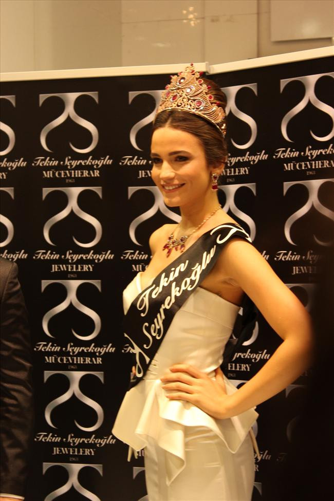 2013 İstanbul Mücevher Fuarı!