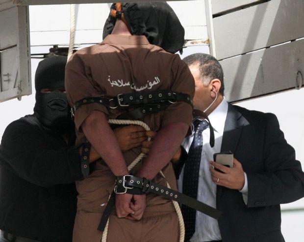 3 mahkum idam edildi